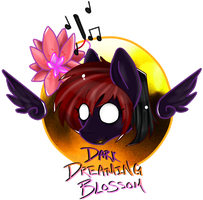DDB - Chibi Head - GiF: Point Commission by NekoMellow