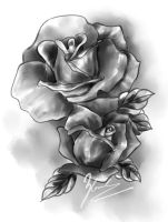 Tattoo design done by me by vBlackDevilv