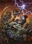 SavageQueen by AlexHorley