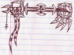 Keyblade: Chaos by Zethas