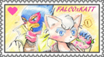FalKatt Stamp by xxGaby-23xx