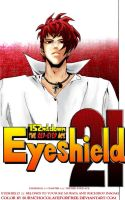 Akaba - The Real Eyeshield 21 by BurnChocolateForFree