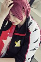 Rin Matsuoka Cosplay: Another side by karinWaterproof