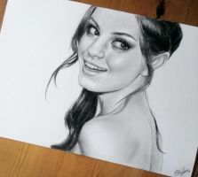 Mila Kunis by Particularly-x