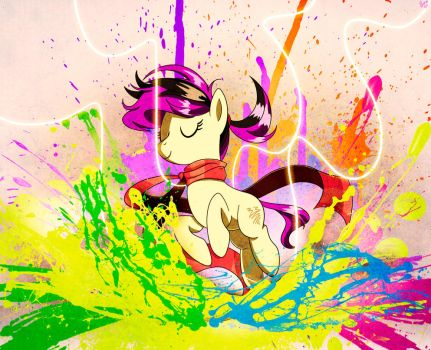 Colorful Spirit by kyle23emma