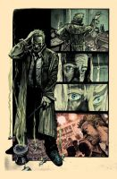 Hellblazer 259 page 4 by gammahed