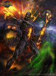 Drexo Ingus 3 Hell Fire by Chaos-Draco