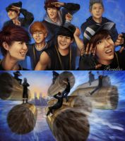 Bulletproof Boy Scouts by Paradiss2009