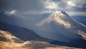 Western Highlands, Scotland by younghappy