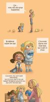 Total Drama (littlest) Kids Comic Extra by Kikaigaku