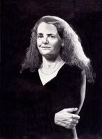 Julie Payette by depoi