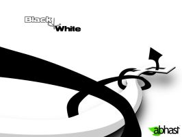 Black and white by abhas1