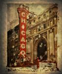 Chicago Theater by dogeatdog5