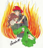 Fire Rescue by singstargirl13