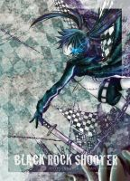 Black Rock Shooter 01 by Escria