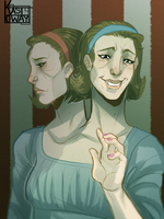 The Tattler Sisters by Kastoway