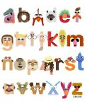 The Great Muppet Alphabet (the sequel) by mbaboon