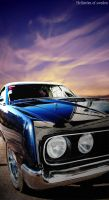 Ford Torino Convertible -1971 by Frost81