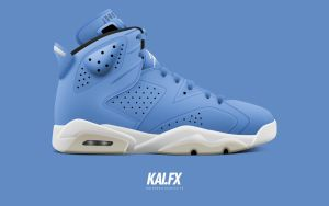 Air Jordan 6 'Pantone' by BBoyKai91