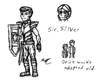 Sir. Silver by pokecat