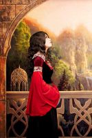 Arwen Cosplay by naturegreenleaf
