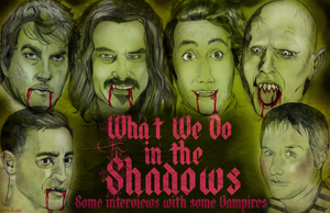 What We Do In The Shadows by Sophillia