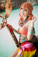 Final Fantasy XIII - Vanille 6 by KiaraBerry