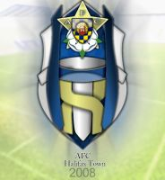 Halifax Town: Badge No.13 by jonnyshaw
