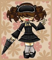 Gothic Lolita by ilovestrawberries