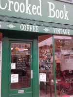 The Crooked Book Cafe by paters87