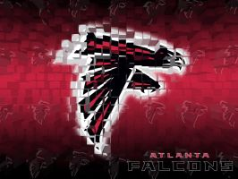 Atlanta Falcons by nicknash