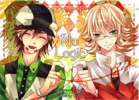 Tiger Bunny doujinshi No Logic by WXYZell
