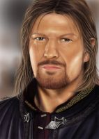 Sean Bean by STAT1C-X