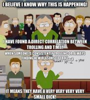 Trolling Explained Meme by thesalsaman