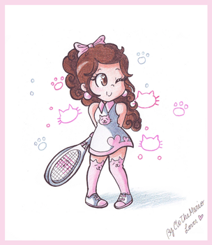 .:Sporty Clo:. by ThePinkMarioPrincess
