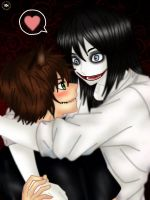 .:Jeff The Killer X Suicidal Andrew:. by TheNight-Guardian