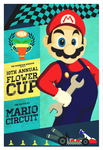Mario Circuit by Indy-Lytle