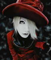Ruki_The Gazette by sofiaart