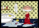 bath time by isasi