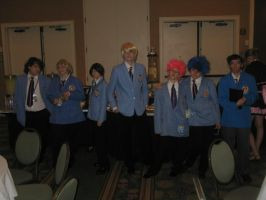 AS Ouran High by AnimeFanaticWilly