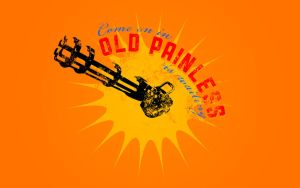 Old Painless by JamesRandom