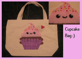 Cupcake Bag by MagicSprinkles