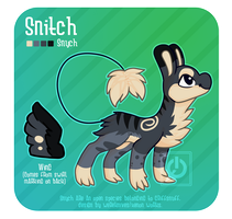 Snitch Reference by WereKnives