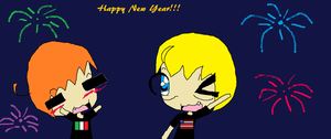 HAPPY NEW YEARS by sunshine4890