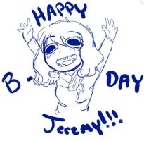 jers b-day by VictumXXIII