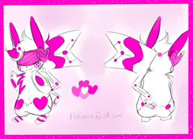 Flash the Cyberchu .:Quick Reference:. by Flutinette