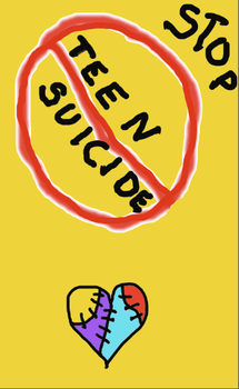 Teen Suicide by Srb1995x