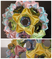 Origami Buckyball - Details by Revenia