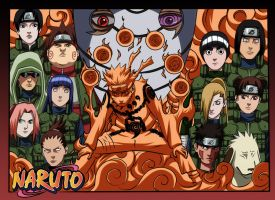 Naruto 515 cover by t-i-m-o-x
