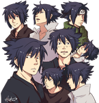 Sasuke Compile 1 by msloveless